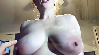 Cum Hungry Amateur Fucks And Begs Up Be Covered Relating to Jizz Pov