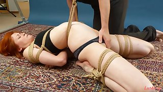 E360 Nina And Conor Roped In
