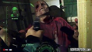 HORRORPORN Zombie