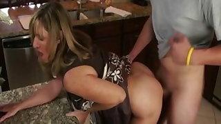 Crazy pornstar Jodi West in hottest facial, blonde porn clip