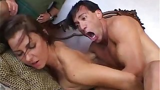 Italian MILF Housewife Fucks Total Stranger