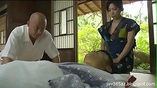 japanese wife has an affair with husband's doc