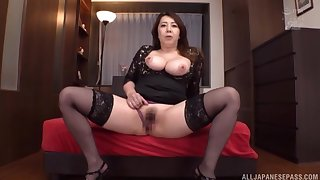 Premium nude solo by take charge Kazama Yumi