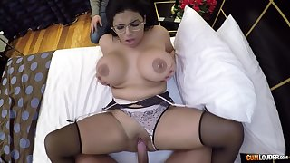 Steamy POV with a domineer get hitched addicted to other men dicks