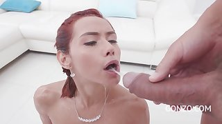 Veronica Leal - Assfucking & double fuck 3on1 with Gonzo monsters