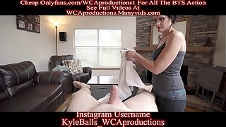 Massage From My Girlfriends Hot Mom Decoration 2 Christina Sapphire