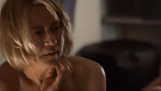 Perfect Blonde Mature Fucked Doggy By Young Darling
